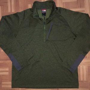 North Face Half-Zip Pullover